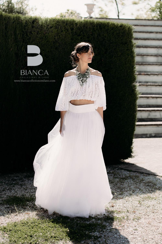 Abito Sposa Carolina Collezione Sposa Senza Tempo Bianca Collezione Milano